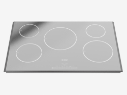 Built-in induction cooker PIM851F17E