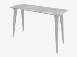 कंसोल टेबल (सफेद दाग वाली राख 40x110)