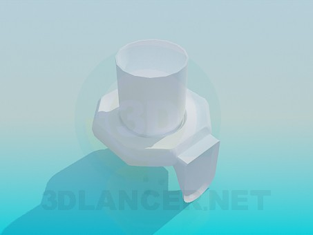 3d model Wall lamp - preview