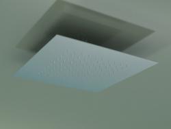 Soffione doccia 300x300 mm, h 2 mm (SF089 A)