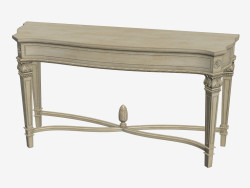 Mesa consola (luz) AMABEL CONSOLE TABLE (512.016)