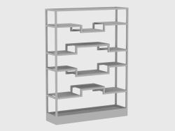 Rack LIBRERIA_ETRURIA BASIC Y736 (150Х40ХН202)