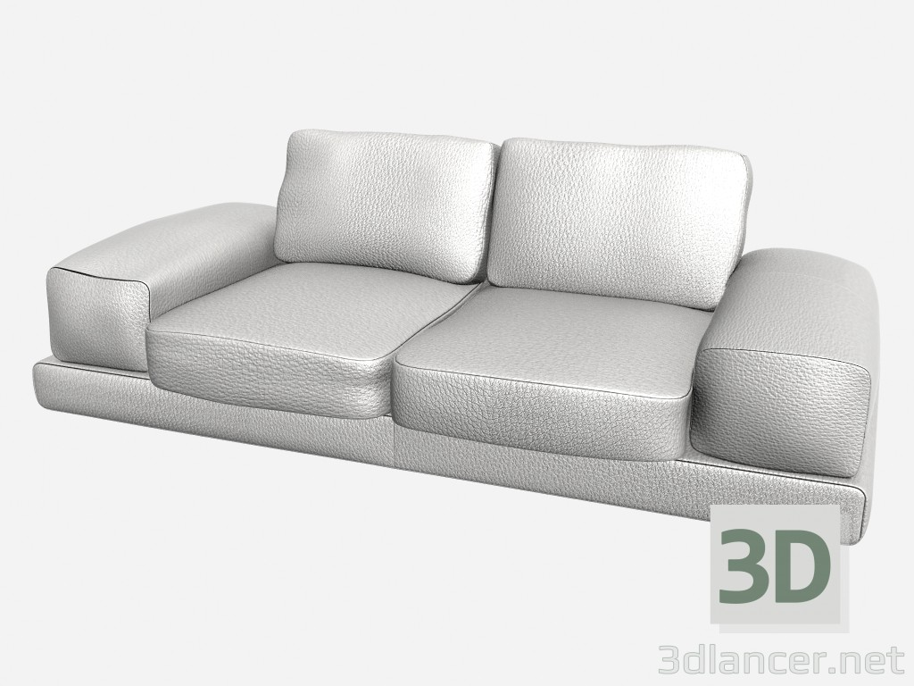 Swell 3D Model Sofa 3 Seater Albinoni Albinoni 3 Seater 270 Ocoug Best Dining Table And Chair Ideas Images Ocougorg