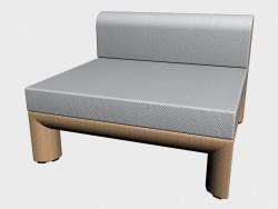 Sofa (component) Central Module 8852 8856