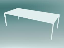 Table de bureau ADD T (Rectangle 250X110X74)