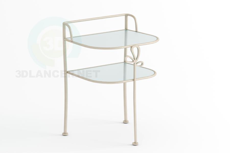 3d модель Тумба Лаваль – превью