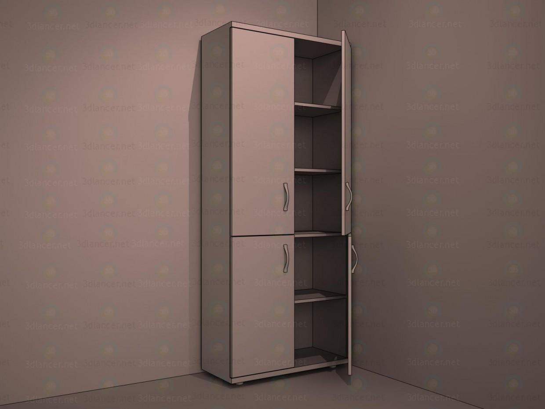 3d cabinet model buy - render