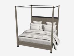 Bed METROPOLITAN KING (LA143F01)