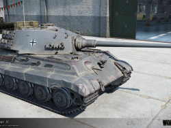 Germany Tiger 2 Tank