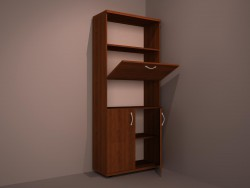 The cupboard for documents