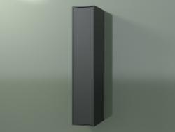 Pensile con 1 anta (8BUADDD01, 8BUADDS01, Deep Nocturne C38, L 24, P 36, H 120 cm)