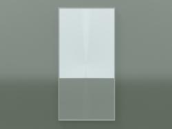 Mirror Rettangolo (8ATBD0001, Glacier White C01, Н 96, L 48 cm)