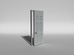 Porta semplice