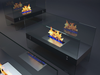 Biofireplaces