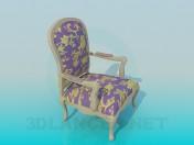 Низький стілець