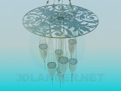 Il lampadario originale