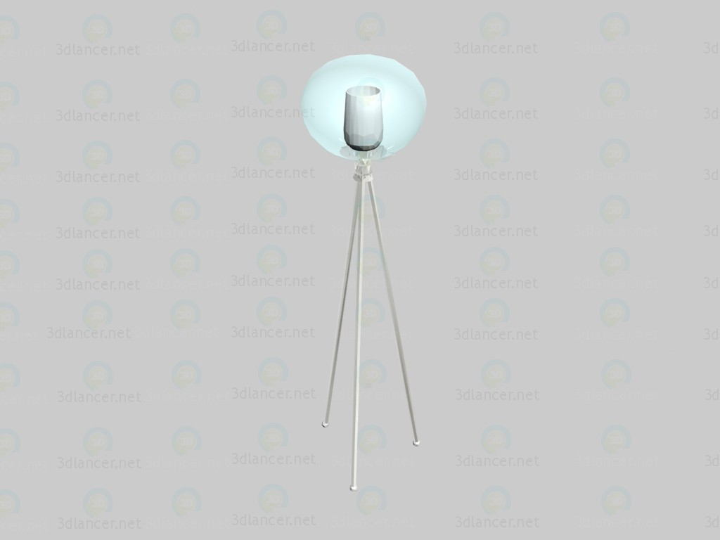 3d model Floor lamp Cloe VOX - preview