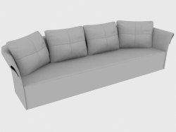 Sofa CHARME SOFA (320x115xH77)