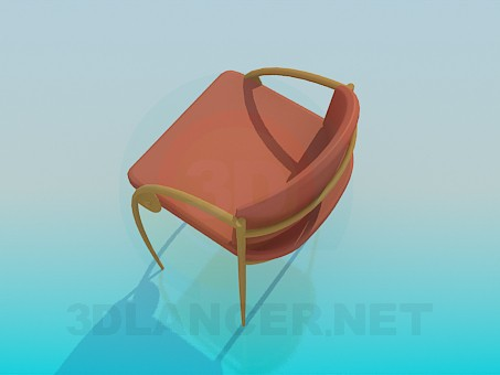 3d model Bright Chair - preview