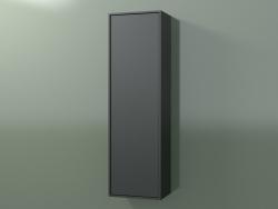 Pensile con 1 anta (8BUBDCD01, 8BUBDCS01, Deep Nocturne C38, L 36, P 24, H 120 cm)