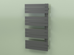Heated towel rail - Elato (1130 x 600, RAL - 9005)