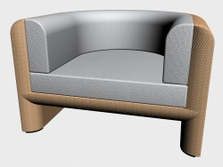 Кресло Club Armchair 8820 8825