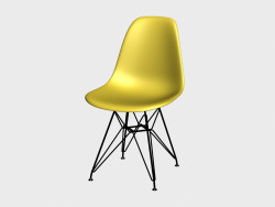 Стілець Eames Plastic Side Chair DSR