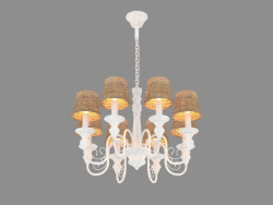 Chandelier A3400LM-8BR