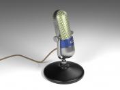 Vintage microphone - retro - Retro microphone