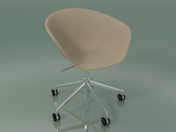 Chair 4209 (5 wheels, swivel, PP0004)