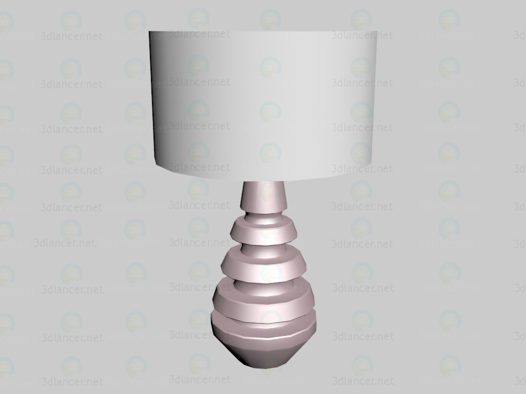 3d model Lamp Сubus VOX - preview