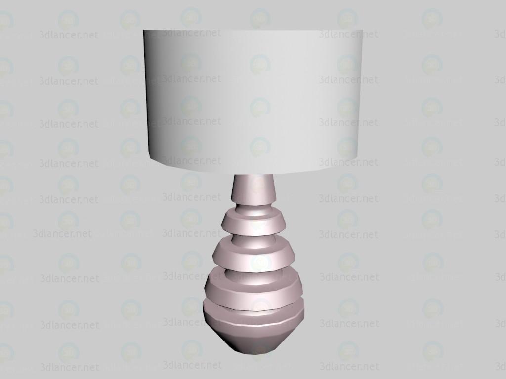 modelo 3D Lámpara Сubus - escuchar