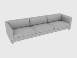 Sofa CHOPIN CLASSIC SOFA (330X103XH75-100)