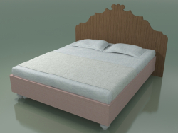 Double bed (80 E, Natural)