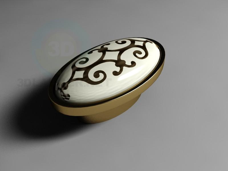 descarga gratuita de 3D modelado modelo Botón de pluma c805 c141 bronza_keramika antiguo