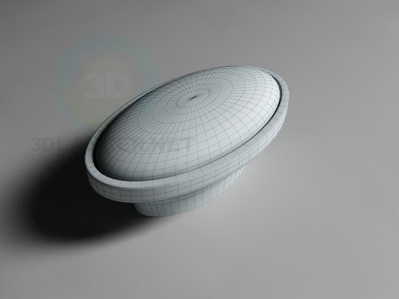 modelo 3D Botón de pluma c805 c141 bronza_keramika antiguo - escuchar