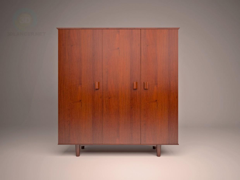 3d modeling cabinet USSR model free download