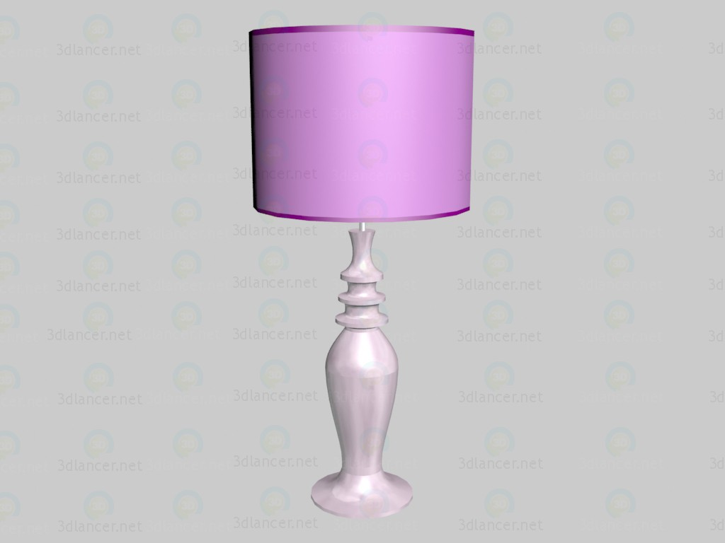 modelo 3D Lámpara Antonina VOX - escuchar