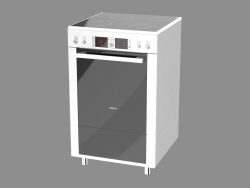 Cocina eléctrica HCE854451A
