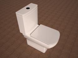 WC Roca Dama Senso