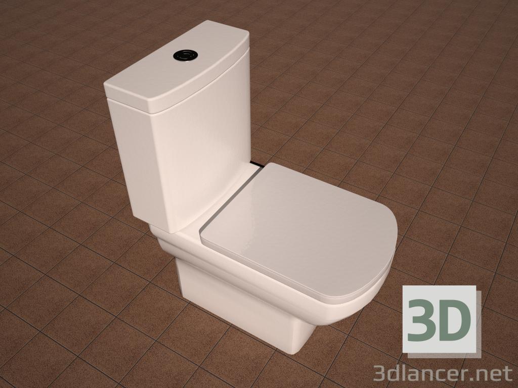 3 डी WC रोका रोका सेंसो मॉडल खरीद - रेंडर