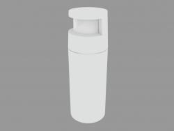 पोस्ट लैंप MICROREEF बोलार्ड 180 ° (S5337W)