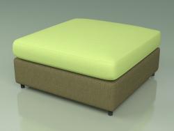 Sofa module 003 (3D Net Olive)