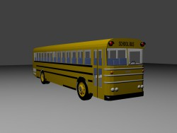 Thomas Saf-T-Liner School Bus