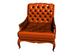 Fauteuil Royal Bergere Charme