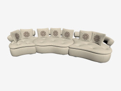 Canapé modulable Rafael