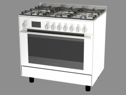 Gas oven HSB738356A