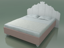 Double bed (80 Е, White)