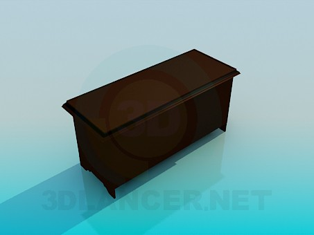 descarga gratuita de 3D modelado modelo Consola