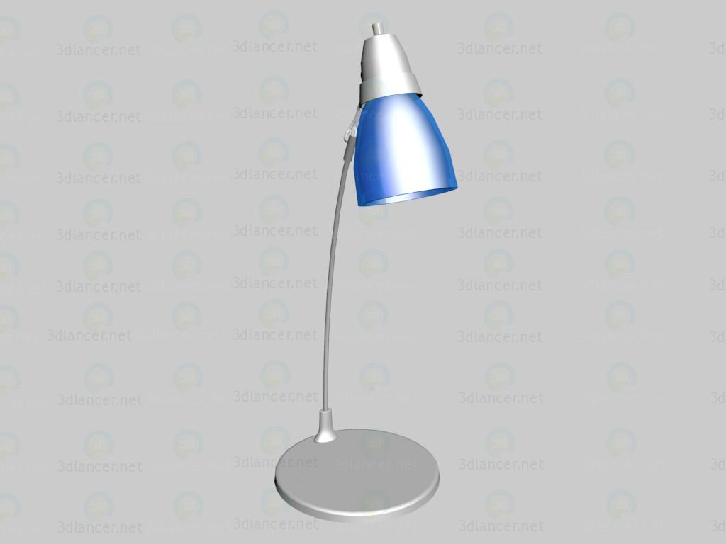 modelo 3D Lámpara para escritorio Hampus Bl VOX - escuchar